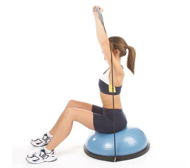 pelota-pilates-bosu-pilates-aerobic